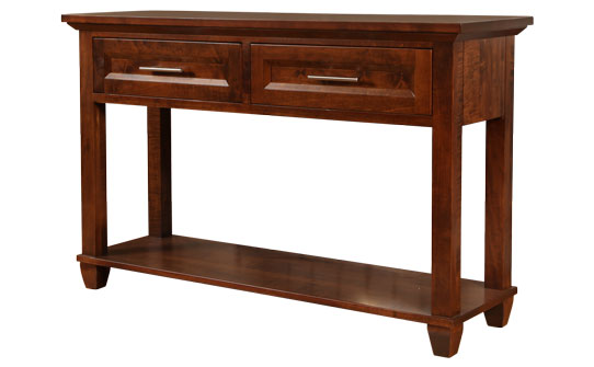 Algonquin Sofa Table